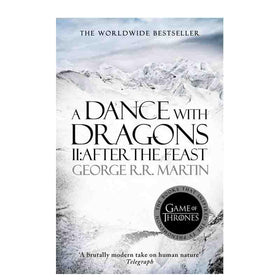 A Dance With Dragon Part 2 AftEr The Feast Paperback