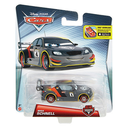 Disney Pixar Cars Max Schnell Hot Wheels