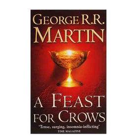 A Feast For Crows Book 4 Of ASong Of Ice & Fire Paperback