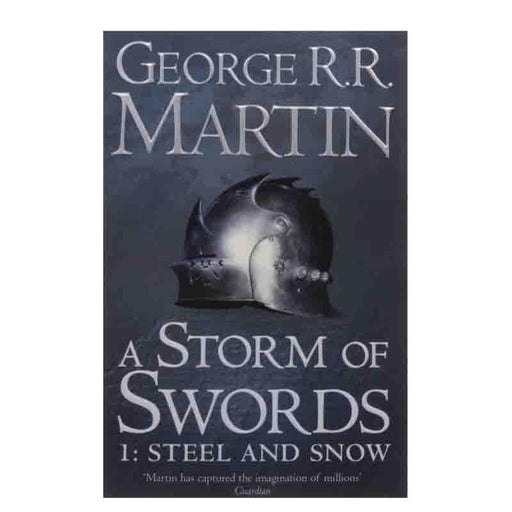 A Storm Of Swords Steel AndSnow Paperback
