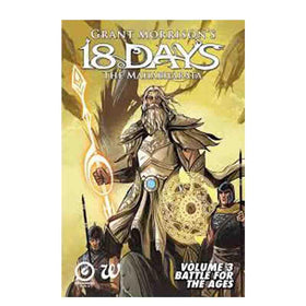 18 Days The Mahabharata Vol 3Battle Of Ages Paperback