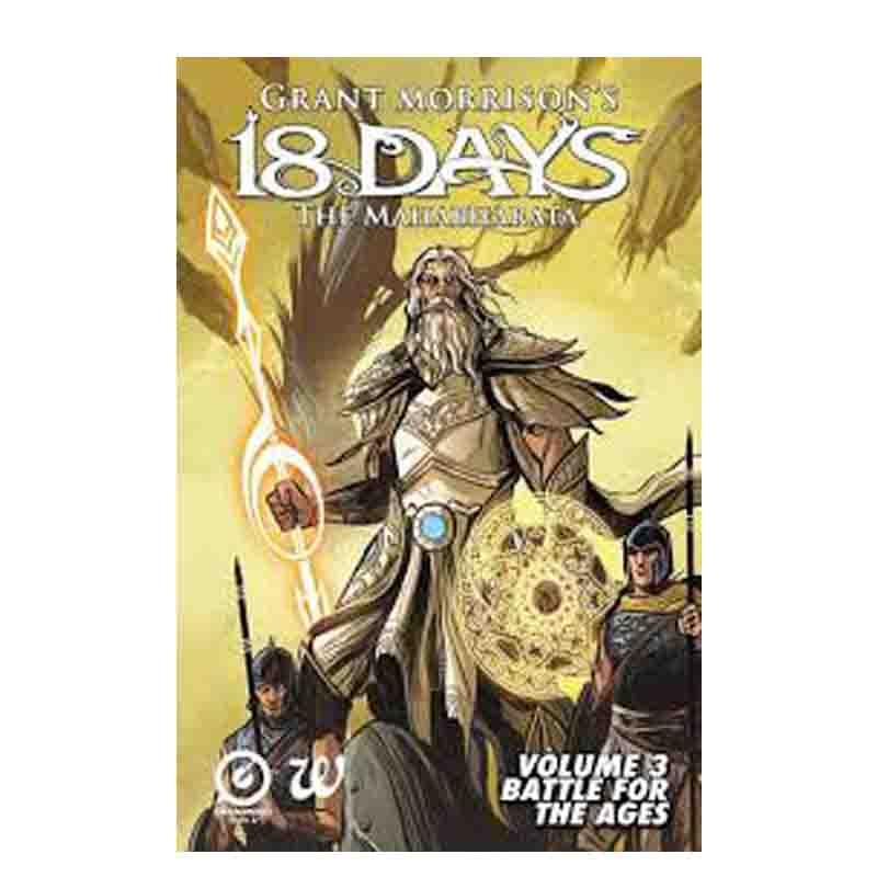 18 Days The Mahabharata Vol 3Battle Of Ages Paperback - www.entertainmentstore.in