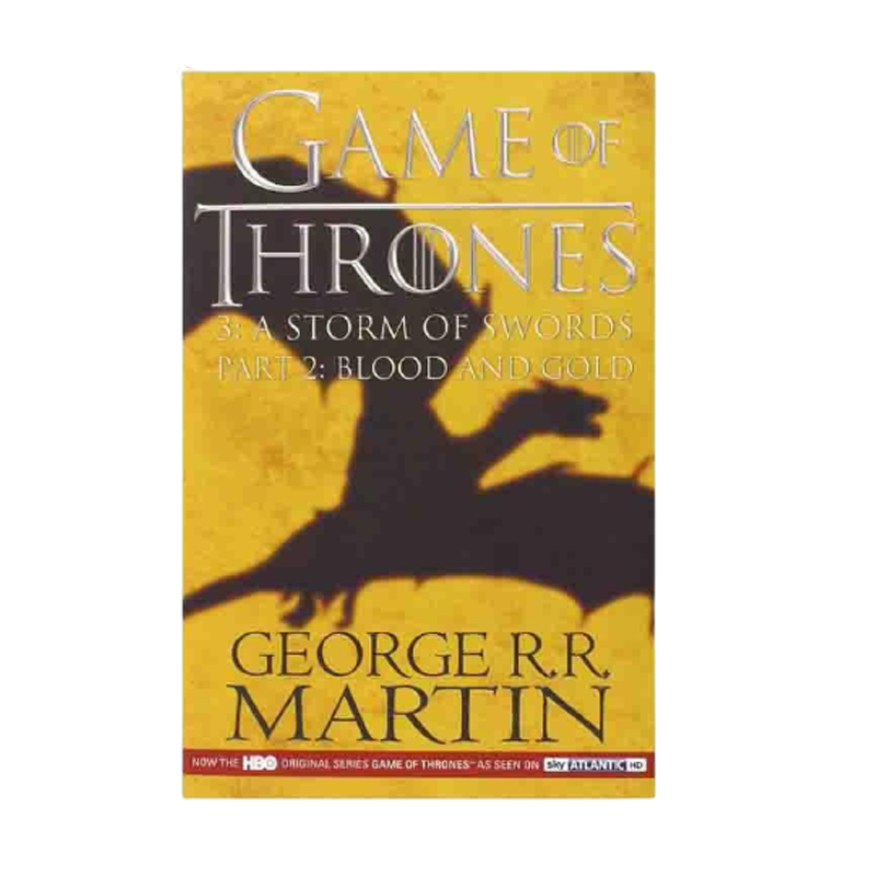 Game Of Thrones A Storm Of SwoRds Part 2) Paperback - www.entertainmentstore.in