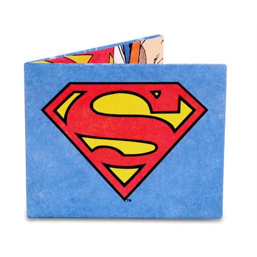 Superman  Wallet - www.entertainmentstore.in