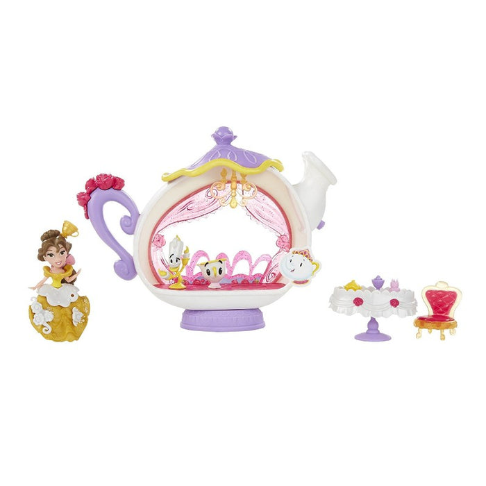 Disney Princess Little Kingdom Belle's Enchanted Dining Room Set