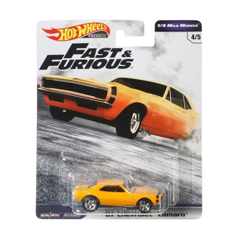Fast And Furious 67 Chevrolet Camaro Vehicle