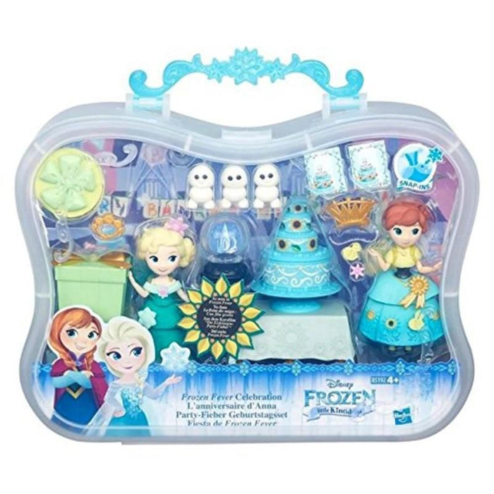 Frozen Disney Little Kingdom Fever Celebration Set