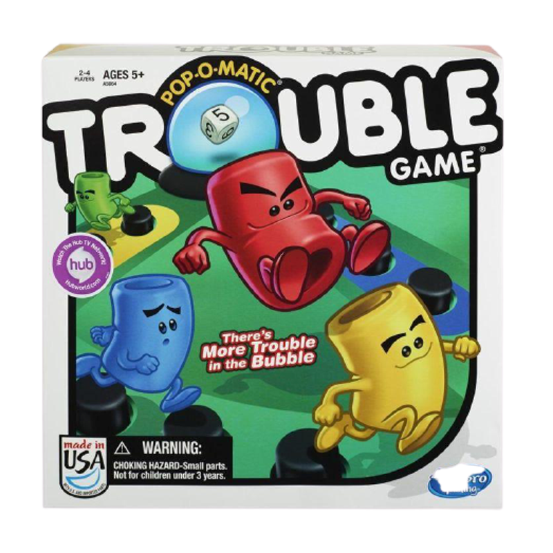 Trouble Game - www.entertainmentstore.in