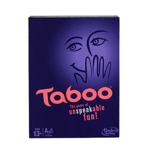 Taboo game - www.entertainmentstore.in