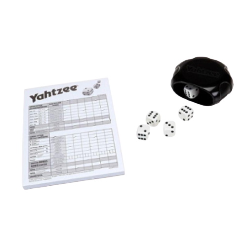 Yahtzee Classic Game - www.entertainmentstore.in