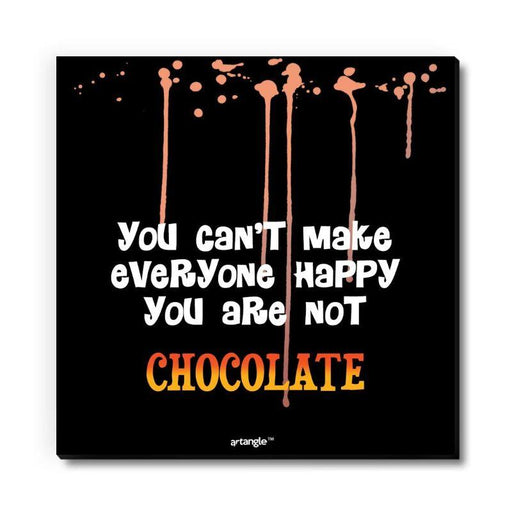 You Are Not Chocolate Fridge Magnet - www.entertainmentstore.in