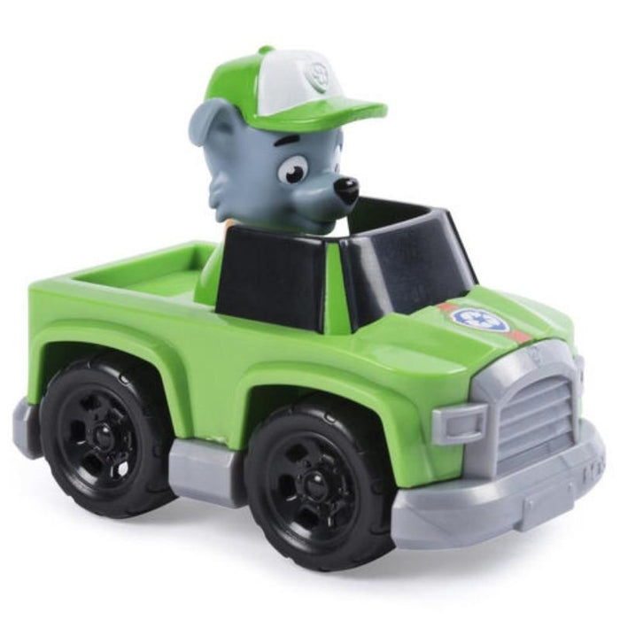 Paw Patrol Rescue Racer Rocky's Roadster Vehicle