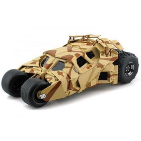 The Dark Knight Rises Batmobile Tumbler Camouflage 1/18 Diecast Car