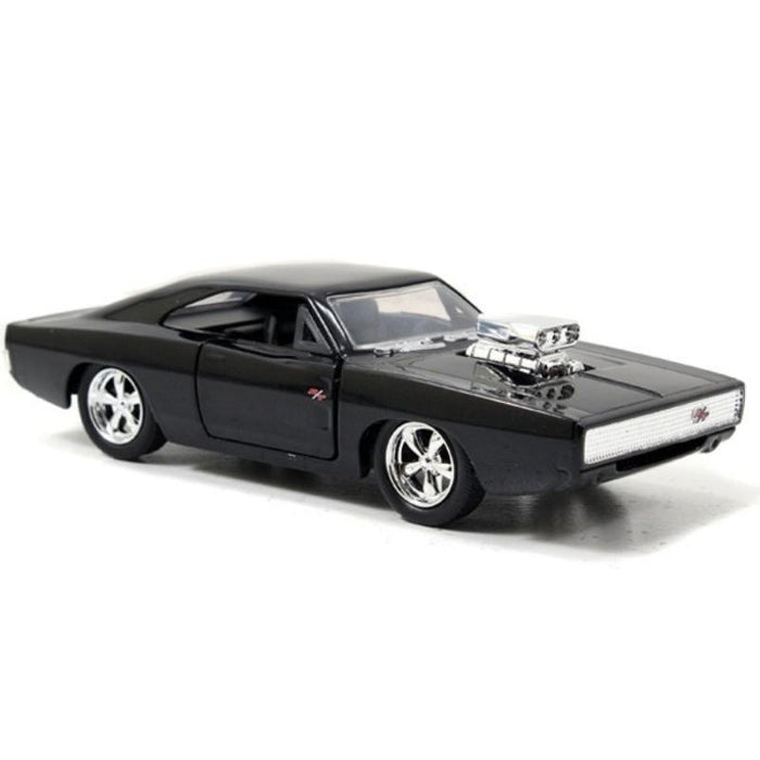 Fast & Furious Dodge Charger Street Black Die Cast Car