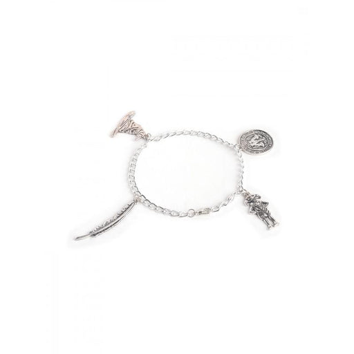 Harry Potter 4 Charm Bracelet - www.entertainmentstore.in