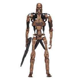Terminator 2 Kenner Tribute Metal Mash Endoskeleton Action Figure