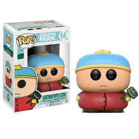 South Park Cartman With Clyde Pop Vinyl Figure
