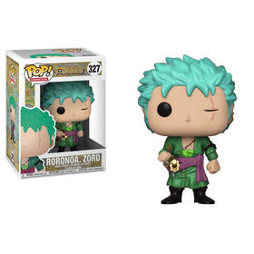 One Piece Zoro Pop Vinyl Figure