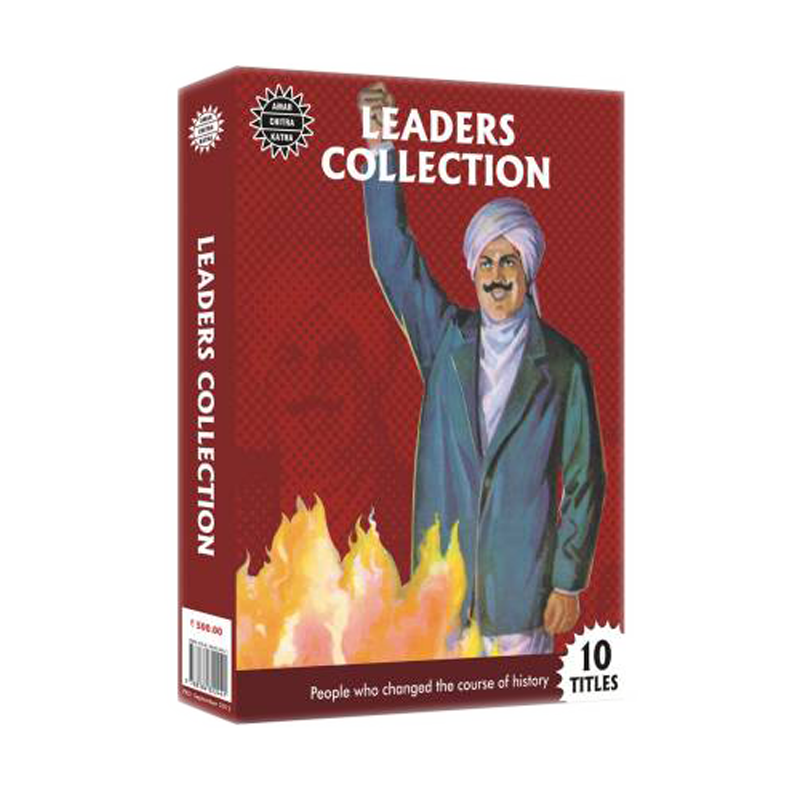 Leaders Collection Paperback - www.entertainmentstore.in