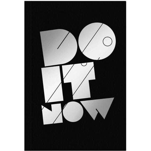 Do It Now A5 Premium Notebook
