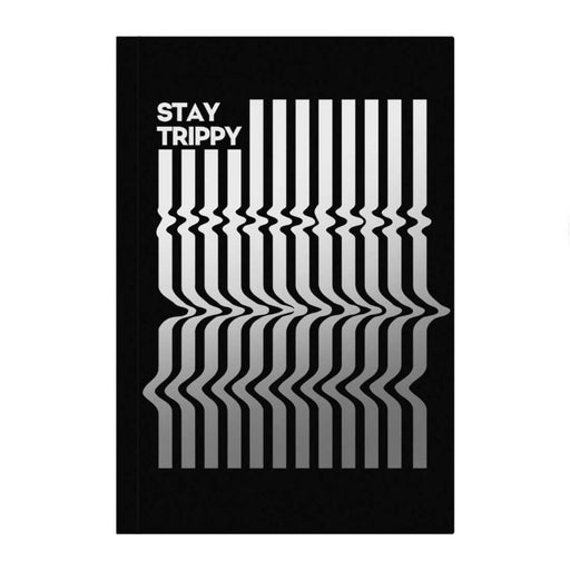 Stay Trippy A5 Premium Notebook
