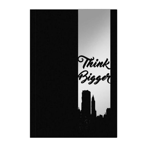 Think Bigger A5 Premium Notebook