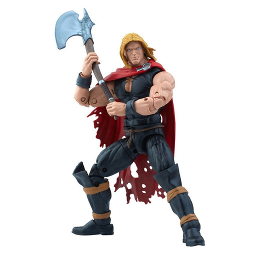 Marvel Thor Legends Series Nine Realms Warriors Odinson Action Figure