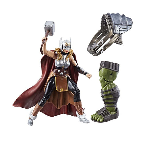 Marvel Thor Legends Series Thor Jane Foster Action Figure