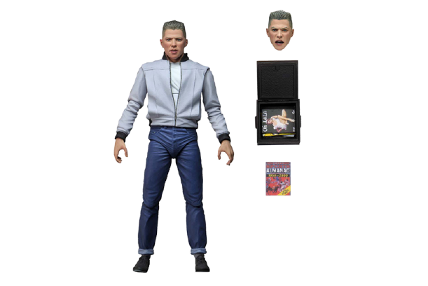 "Back To The Future Ultimate Biff 7"" Scale Action Figure (Pre Order)"