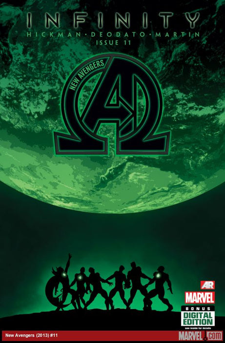 New Avengers #11 Comic Books