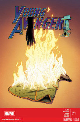Young Avengers #11 - Comic Books