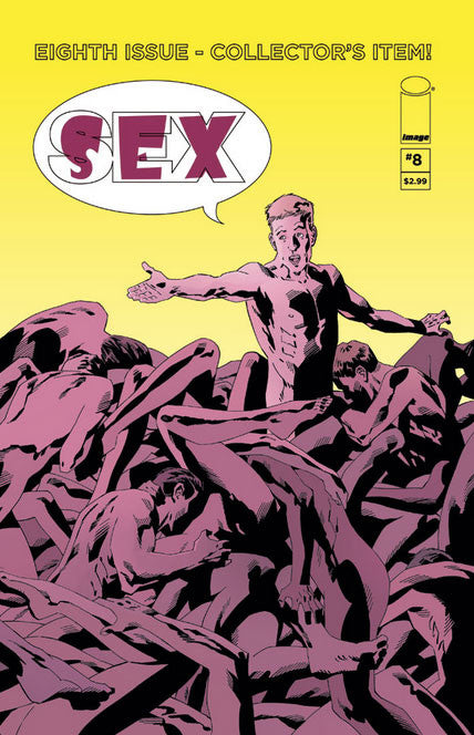 Sex #8 (Mr) - Comic Books