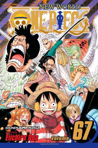 One Piece Vol 67 - Paperback