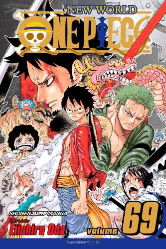 One Piece Vol 69 - Paperback