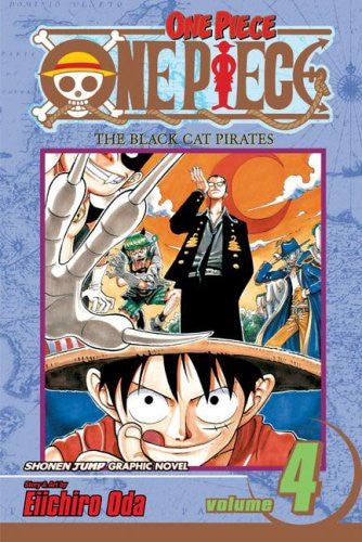 One Piece 4 - Paperback