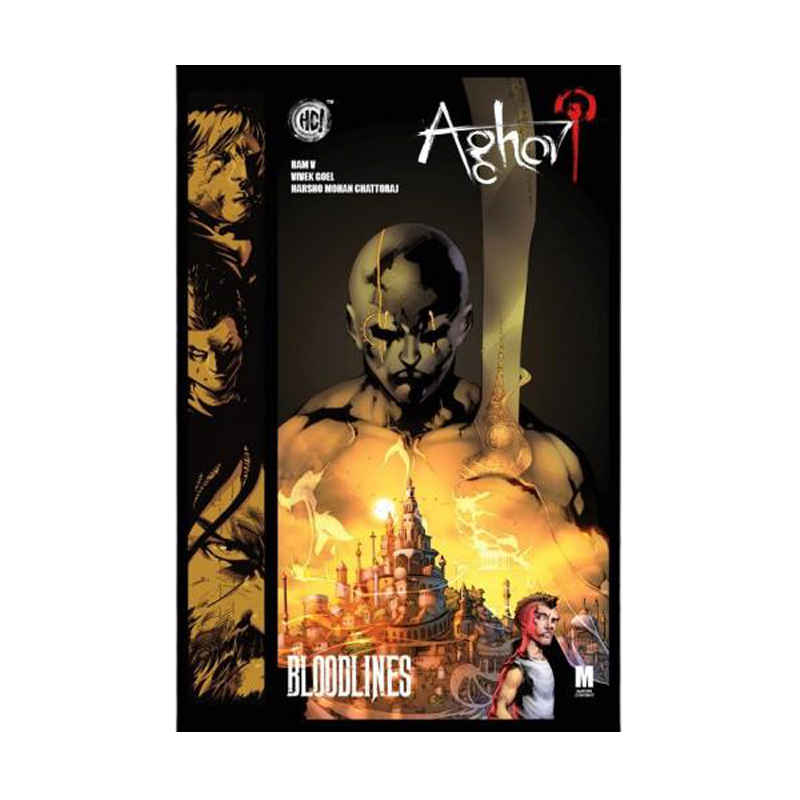 Aghori Book 11 - Paperback - www.entertainmentstore.in