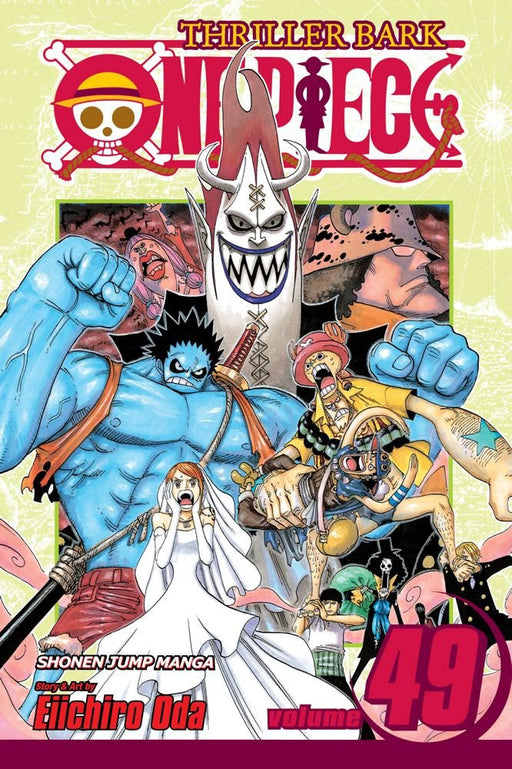 One Piece Vol. 49 Paperback