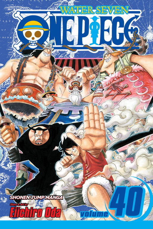 One Piece, Vol. 40 Paperback