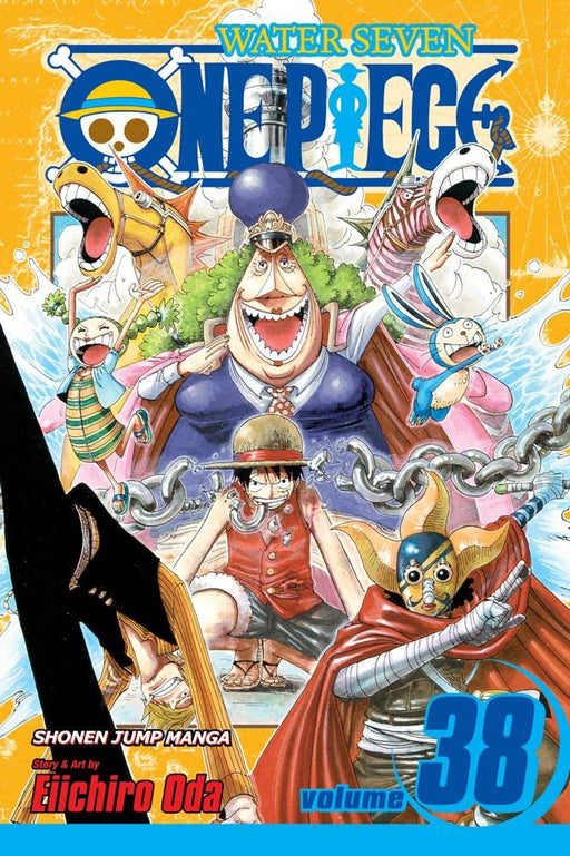 One Piece, Vol. 38 Paperback