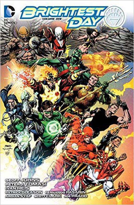 Brightest Day Vol 1 Paperback