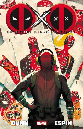 Deadpool Kills Deadpool - Paperback