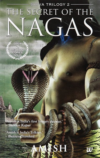 The Secret Of The Nagas Paperback - www.entertainmentstore.in
