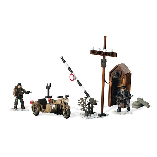 Mega Construx Call Of Duty Legends: Checkpoint Charge - www.entertainmentstore.in