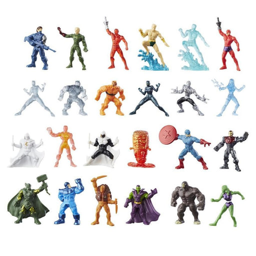 MARVEL 500 Micro Figura Blind Bag SERIE 6