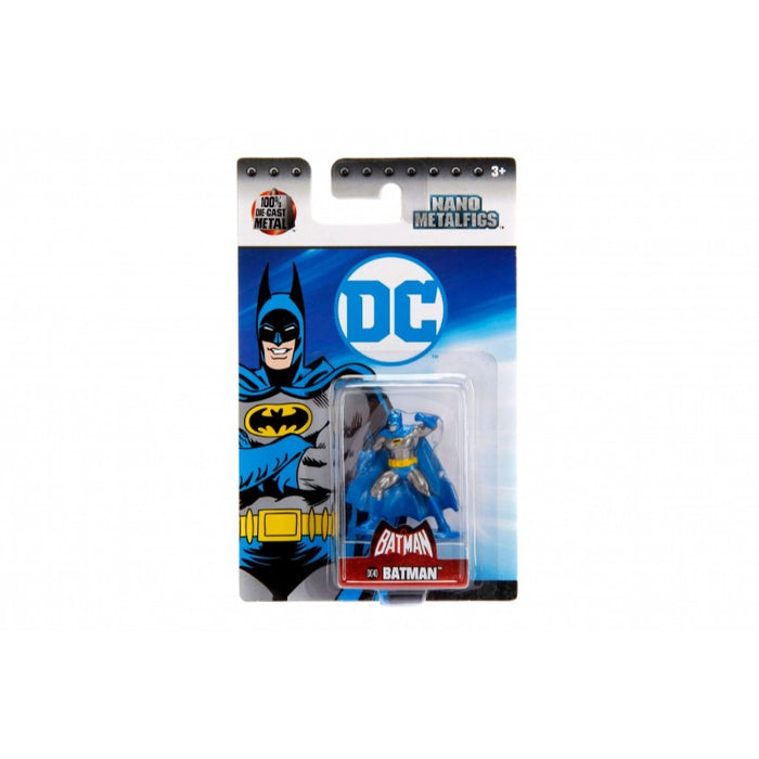DC Batman Nano Metal Figure