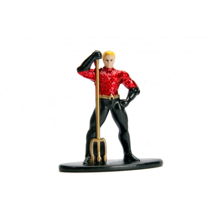 Aquaman DC Comics Nano Metal Figure