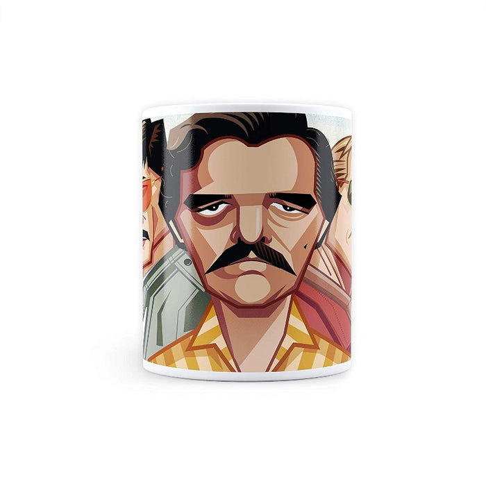 Narcos Mug - www.entertainmentstore.in