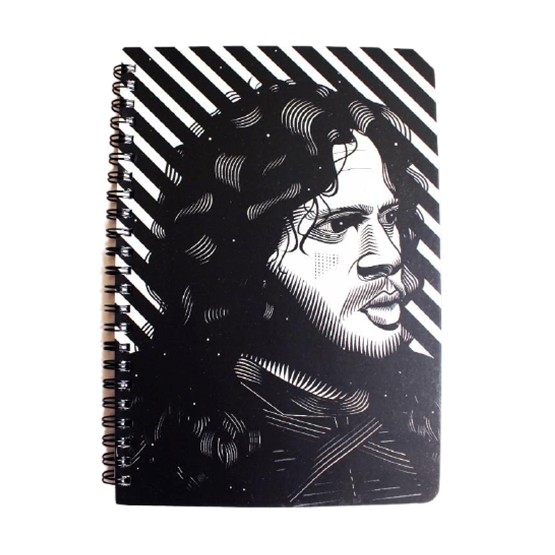 Jon Snow Notebook - www.entertainmentstore.in