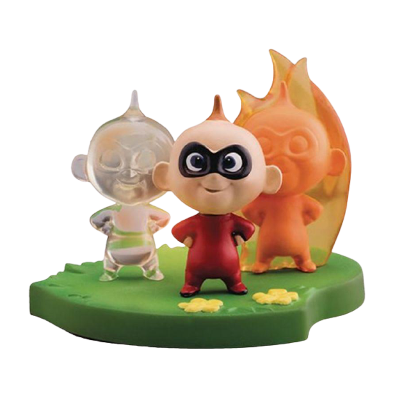 The Incredibles Jack Jack Disney Mini Egg Attack Figure - www.entertainmentstore.in