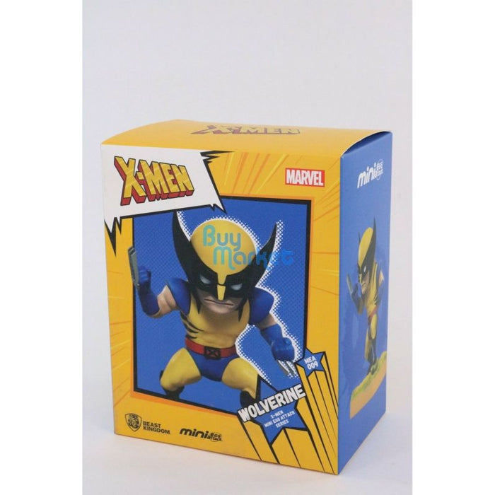 Marvel X Men Mini Egg Attack Series MEA-009 Wolverine Figure - www.entertainmentstore.in